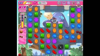 Candy Crush Saga Level 1673 No Boosters