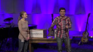 Overcoming the Expectation Gap - First Church DeMotte Sermon 2015 03 08