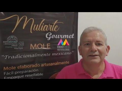 Ricardo Ramírez   Molli   Muliarte   EdoMéx   Retail Connection Expo ANTAD 2020 Modo Digital.
