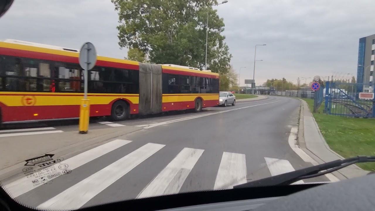 alarmowo do szpitala południowego w Warszawie