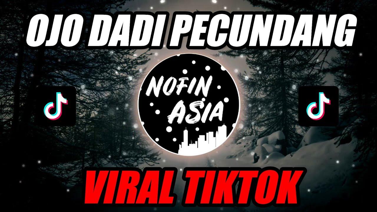 DJ OJO DADI PECUNDANG - Happy Asmara ( Nofin Asia Remix Terbaru Full Bass 2021)