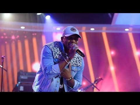 Jimmie Allen performs 'Like You Do' live
