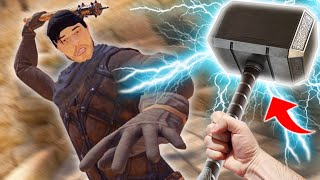 WIELDING THORS' HAMMER IN BLADE AND SORCERY (THOR MOD)