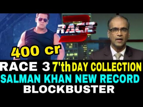 7th day collection of race 3