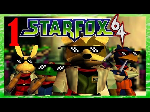 Good Luck | Starfox 64 *Arwing Challenge* #1
