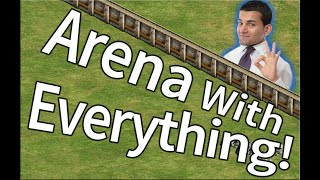 This AoE2 Arena Game... Had EVERYTHING!