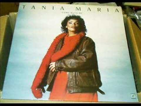 TANIA MARIA, COME WITH ME, FROM THE COME WITH ME LP 1982 CON