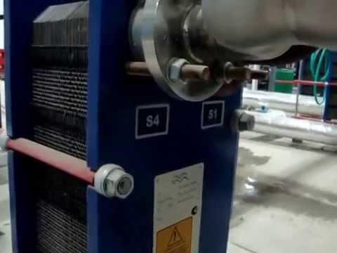 Как работает теплообменник в многоквартирном Пластины теплообменника Теплотекс 150B Соликамск