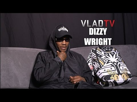 Dizzy Wright: I'm Not Chasing Dreams of Thick Girls and Mansions