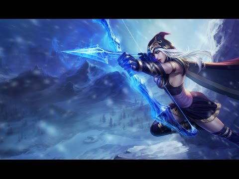 dc981432118 Ashe Corsair Rgb League of Legends Profile - YouTube