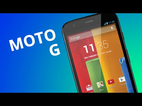Motorola Moto G: um ótimo smartphone por um preço excelente [Análise]
