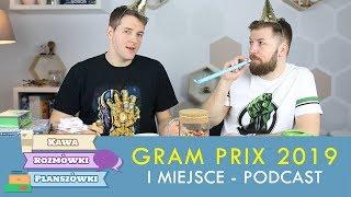 Gram Prix 2019 | Kawa, rozmówki i planszówki