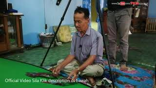 The Making Of Wokyoh Samad Said Hari Raya - Saufi Tok Dalang