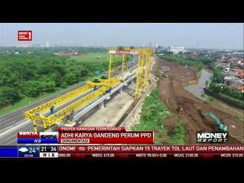 Adhi Karya Gandeng Perum PPD Dalam Proyek Kawasan Terintegrasi