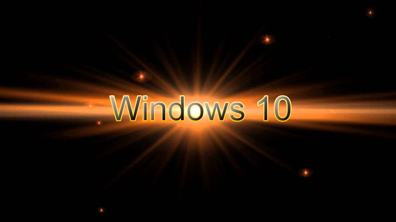 windows 10 gold youtube. Black Bedroom Furniture Sets. Home Design Ideas