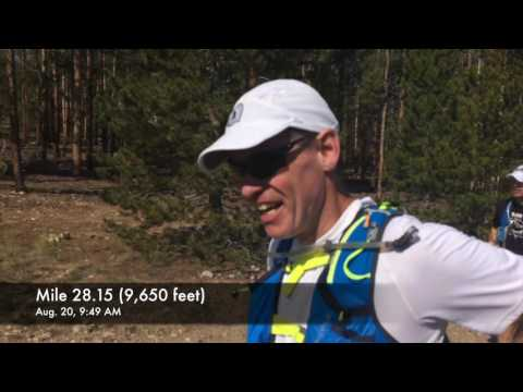 2016 Leadville Trail 100 Run (TR100) - Gavin MacBeath