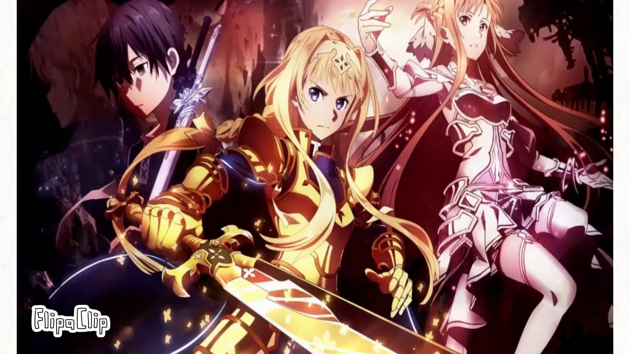 what is sword art online about