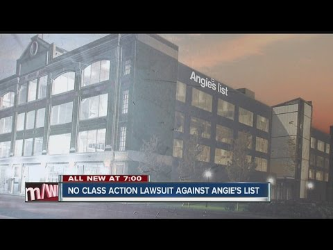 Judge denies class action lawsuit against Angie's List for overtime hours Mp3