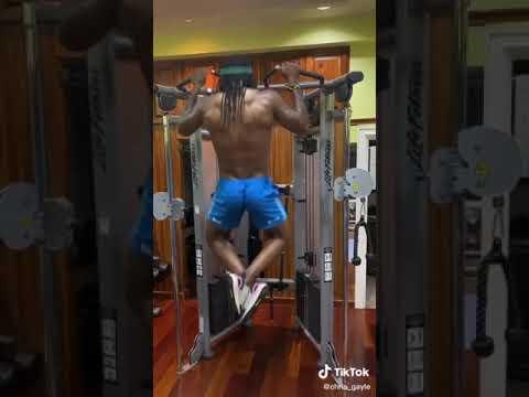 Chris Gayle Gym Workout Videos, Sixersman, Chris Gayle Updates