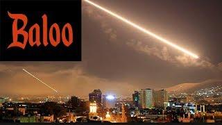 Удар США по Сирии.