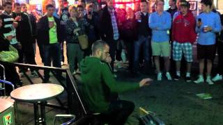 Awesome Human Beatbox Dubstep Dave Crowe (Britain´s Got Talent) Gothenburg!
