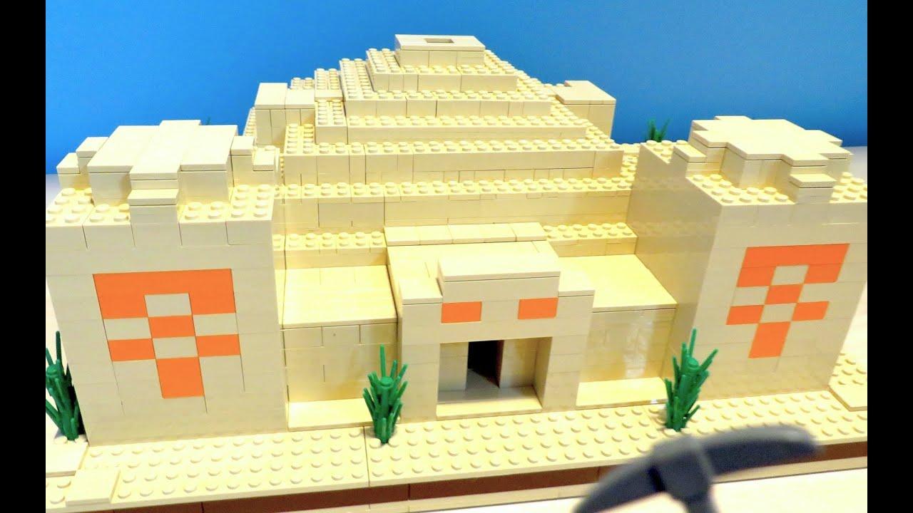 Image Result For Lego Minecraft Piston