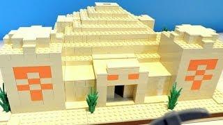LEGO Minecraft Desert Temple