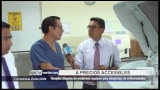 Víctor Larco: Hospital de Vista Alegre dispone de equipos a precios accesibles