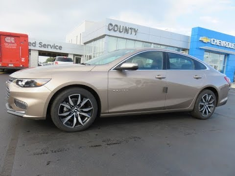 2018 Malibu LT Sandy Ridge Metallic