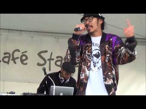 Calgary Global Fest 2014 - RUBIX - Part 1