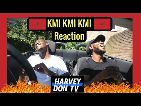 7liwa ft. A6Drizzy - KMI KMI KMI #SEVEN (Prod. nassey out) Reaction