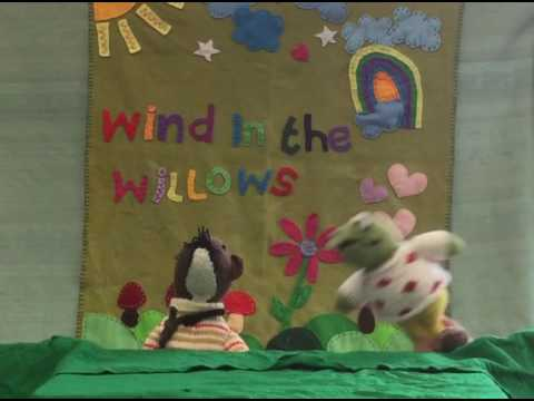 Introducing our Wind in the Willows characters