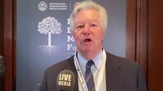 Μίμης Κοέν Καθηγητής Πλαστικής Χειρουργικής Πανεπιστήμιο Ιλινόις Σικάγο