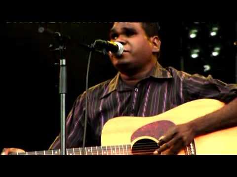 2009 APRA Music Awards Breakthrough Songwriter Geoffrey Gurrumul Yunupingu - introduction
