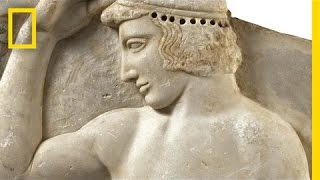 Priceless Ancient Treasures Leave Greece for First Time | National Geographic