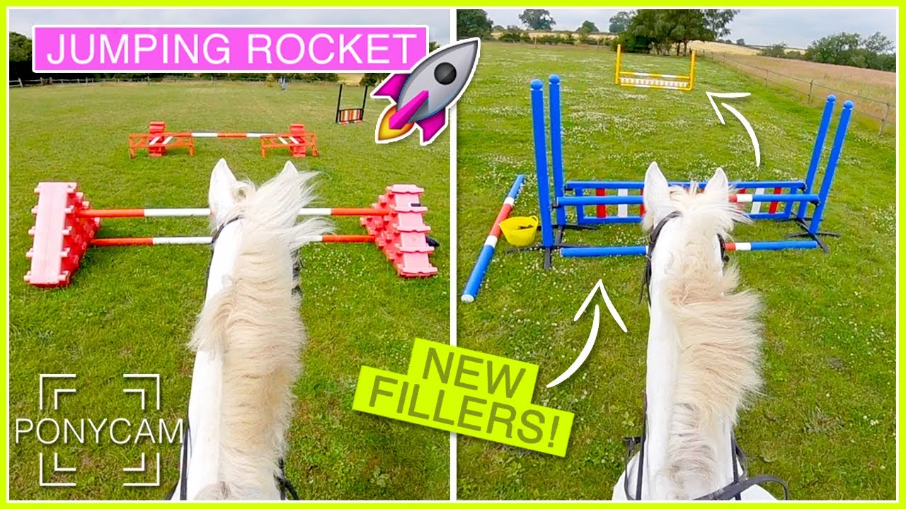 Rocket jumps the new fillers! | ROBIN | GoPro