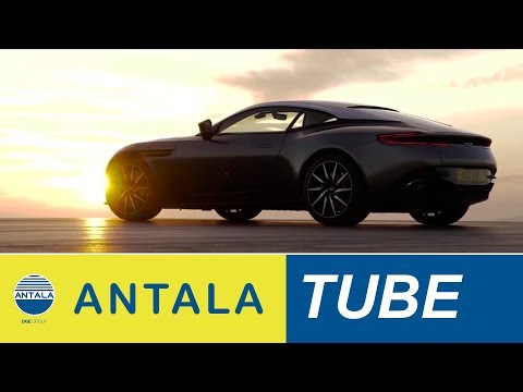 Dow Automotive highlights technical partnership with structural adhesives on the Db11-  Antala Ltd.