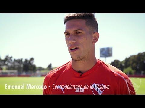 Con ustedes, Emanuel Mercado