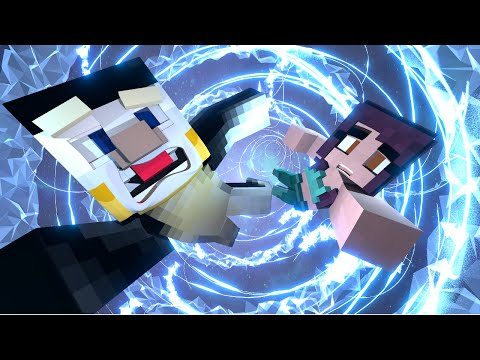Minecraft | Crazy Craft 3.0 - WACKY VORTEX ADVENTURE WITH SNEAKY SISTER! #82