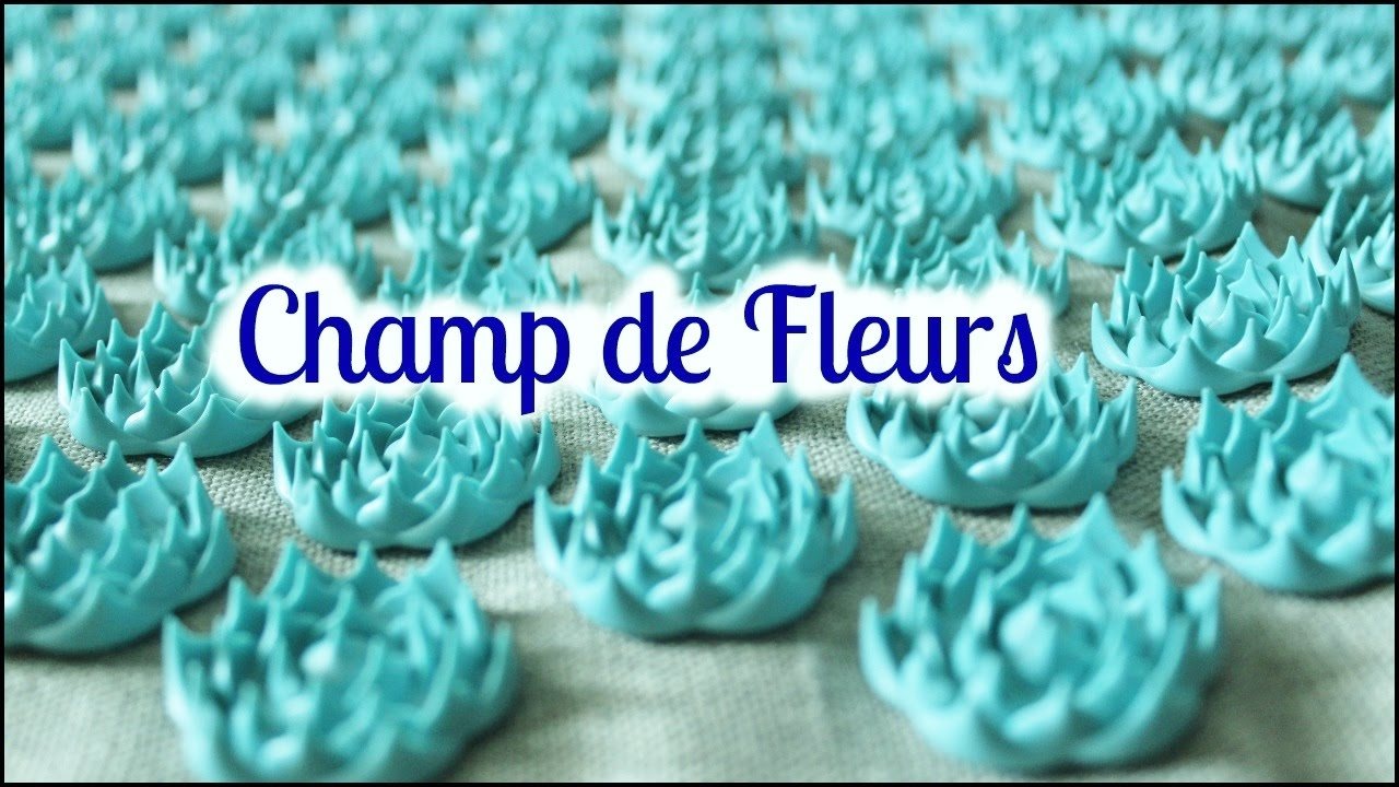Champ De Fleurs Youtube