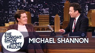 Michael Shannon Unwinds with Alvin and the Chipmunks Before Broadway Shows