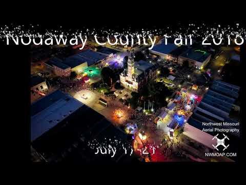 Nodaway County Fair 2018 (CLICK HD)