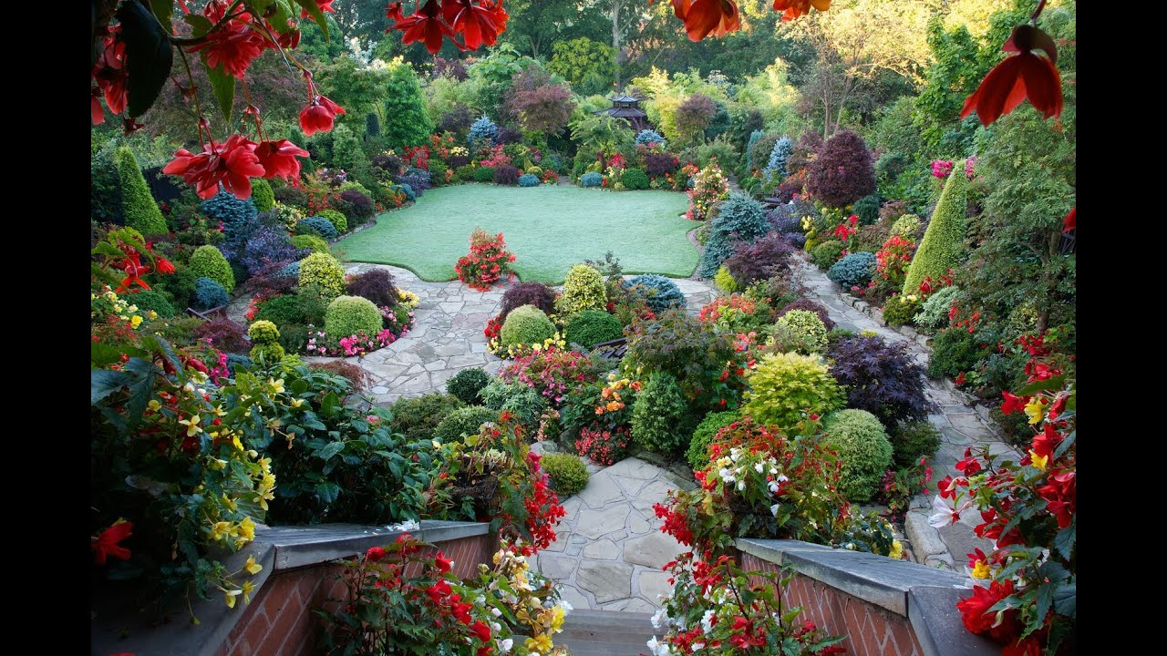 Incredible Front Yard Garden Design Ideas