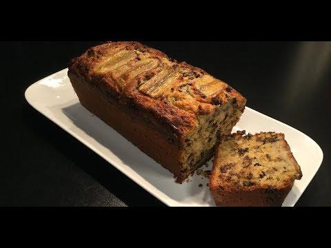 le-banana-cake-aux-pÉpites-de-chocolat-(gâteau-à-la-banane)