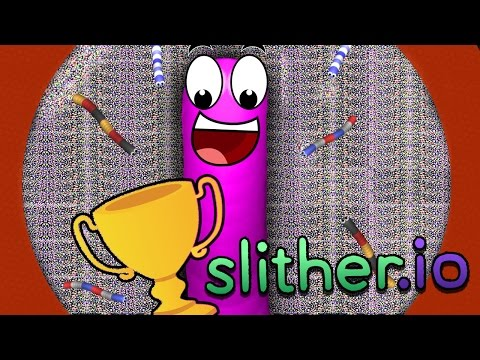 WE BEAT THE GAME?! - Slither.io (Slither.io Mobile Top Player)