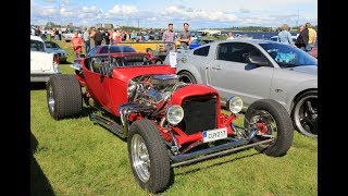 Wheels Nationals Classic MotorMeet 2017 Haparanda | SWEDEN