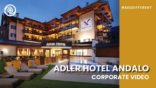 ADLER HOTEL ANDALO - CORPORATE VIDEO