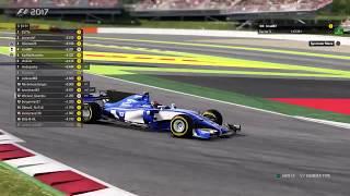 FRL - F1 2017 - F3 - S1 - Spanish and Monaco Grand Prix