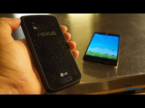 Android 5.0 Lollipop on the Nexus 4