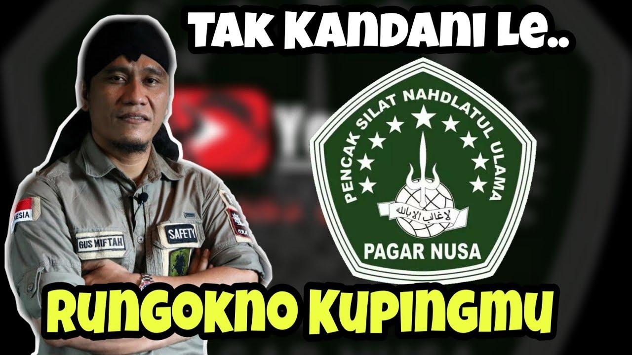 Mancep Pesan Gus Miftah Untuk Pendekar Pagar Nusa